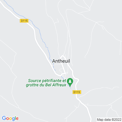 bed and breakfast Antheuil