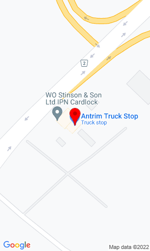 Google Map of Antrim Truck Centre LTD 580 White Lake Rd. , Arnprior, ON, K7S 3G9