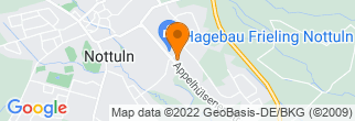 Google Map of Appelhülsener Str. 39 48301 Nottuln
