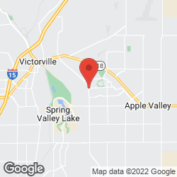 Apple Valley Lodge on the map