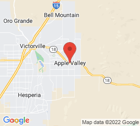 Job Map - Apple Valley, California  US