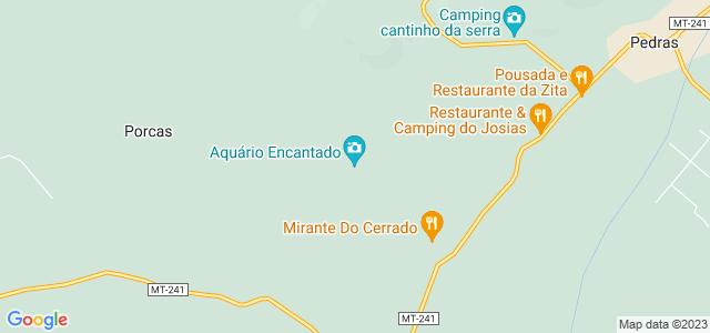 Aquário Encantado, Nobres, Mato Grosso - MT