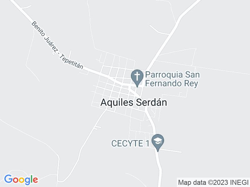Aquilés Serdán (San Fernando), Tabasco
