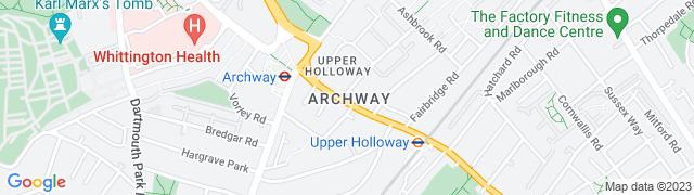 Archway, London