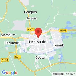 Google map of Manege, Leeuwarden