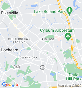 Arlington MD Map