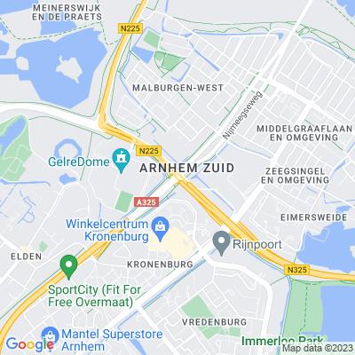 bed and breakfast Arnhem-zuid