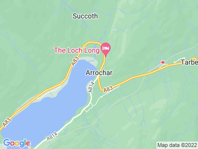 Personal Injury Solicitors in Arrochar