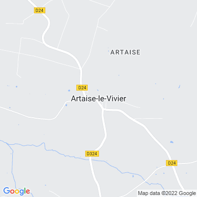 bed and breakfast Artaise-le-Vivier