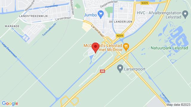 Renault+Bochane+Lelystad op Google Maps