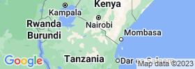 Arusha map