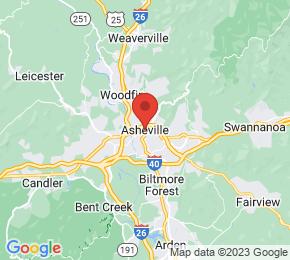 Job Map - Asheville, North Carolina  US