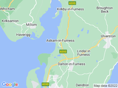 Personal Injury Solicitors in Askam-in-Furness