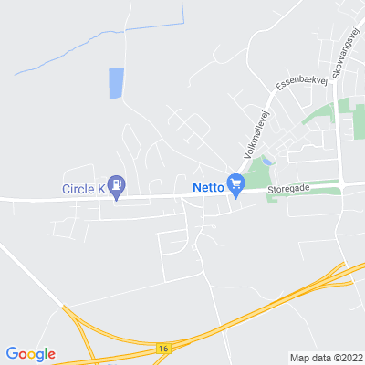 bed and breakfast Assentoft