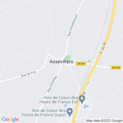 bed and breakfast Assevillers