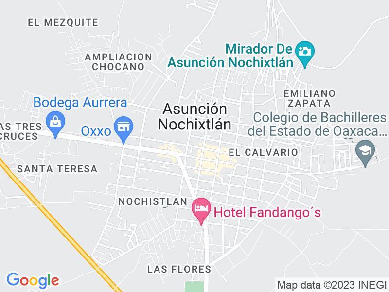Asunción Nochixtlán, Oaxaca