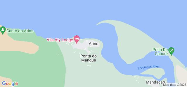 Atins, Parque Nacional dos Lençois Maranhenses, Maranhão
