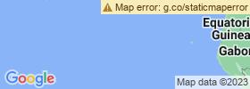 Atlántida map