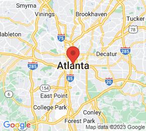Job Map - Atlanta, Georgia  US