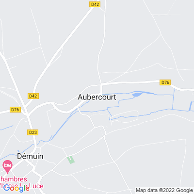 bed and breakfast Aubercourt