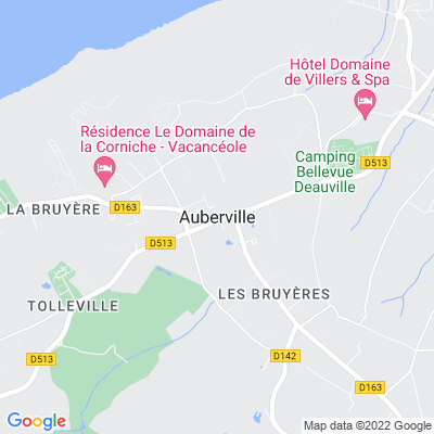 bed and breakfast Auberville
