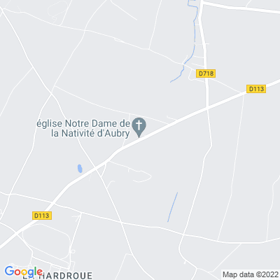 bed and breakfast Aubry-en-Exmes