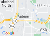 Open Google Map of Auburn Venues