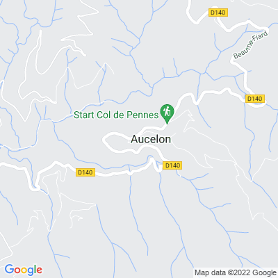 bed and breakfast Aucelon