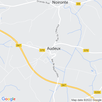 bed and breakfast Audeux