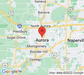 Job Map - Aurora, Illinois  US