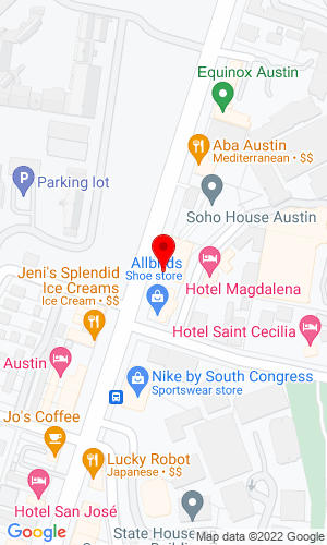 Google Map of Austin Tuft & Tractor 2098 Valley View Lane, Farmers Branch, TX, 75234