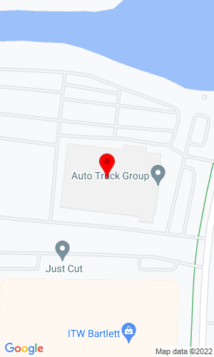 Google Map of Auto Truck, Inc. 1420 Brewster Creek Blvd., Bartlett, IL, 60103-1695