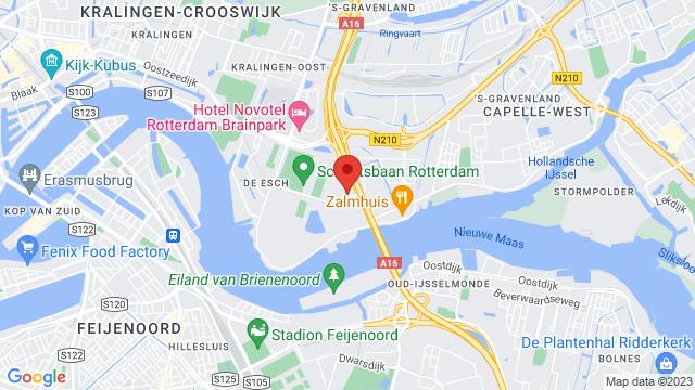 Van+Mossel+Rotterdam+%28Autostrada%29 op Google Maps