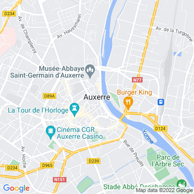 bed and breakfast Auxerre