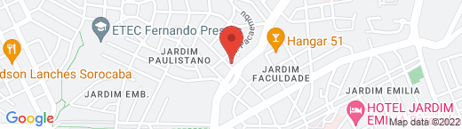 Avenida Barão de Tatuí, 1200 - Jardim Vergueiro