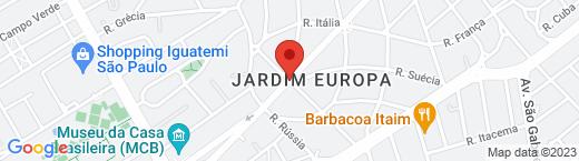 Avenida Getúlio Vargas, 21 - Jardim Europa