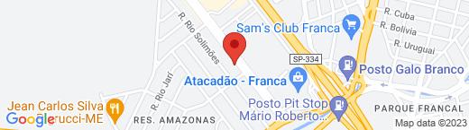 Avenida Rio Amazonas, 1258 - Residencial Amazonas