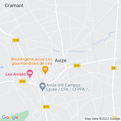 bed and breakfast Avize
