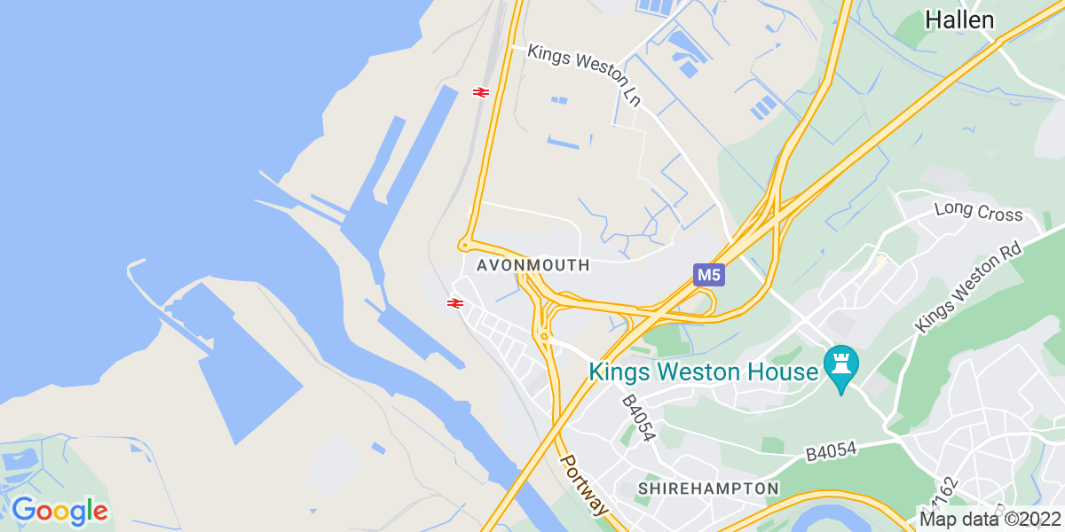 Map: In house Recruitment Specialist,  RDC position in Avonmouth