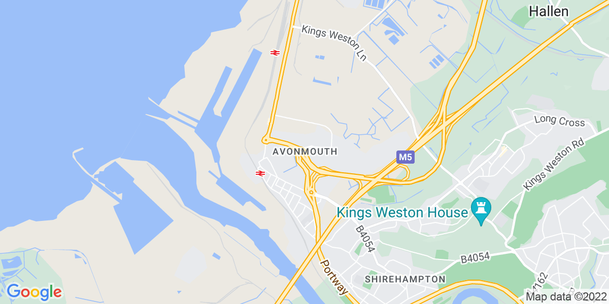 Map: Travel Coordinator position in Avonmouth