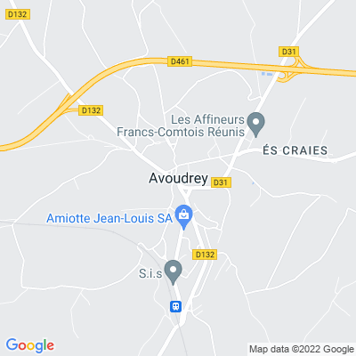 bed and breakfast Avoudrey