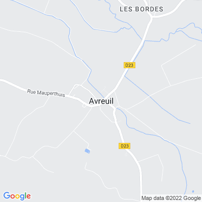 bed and breakfast Avreuil