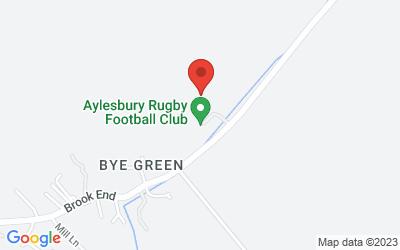 Map of Aylesbury motorcycle training - Weston Turville