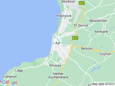 Personal Injury Solicitors in Ayr