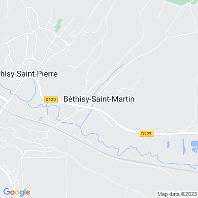 bed and breakfast Béthisy-Saint-Martin