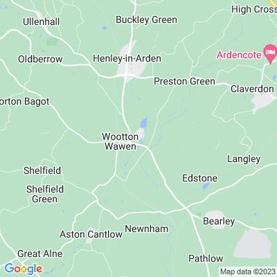Wootton Hall Location