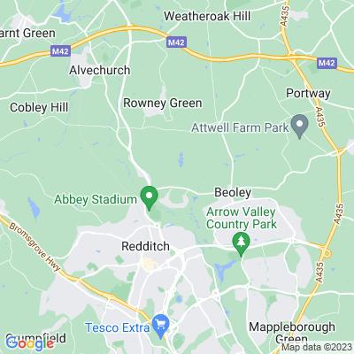 Bordesley Park Location