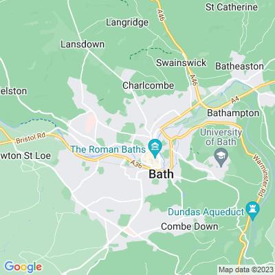 Royal Crescent Location