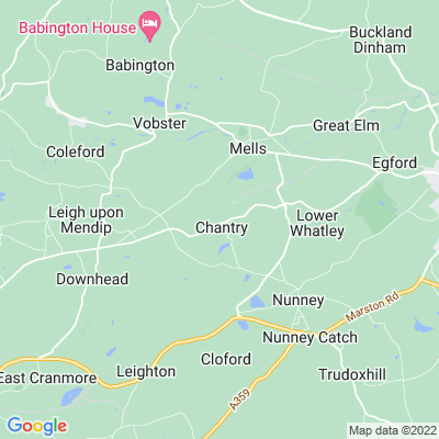 Chantry, The Location
