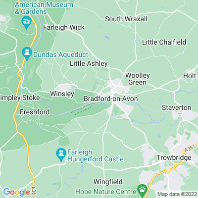 Belcombe Court Location